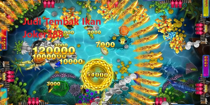 Game Tembak Ikan Android