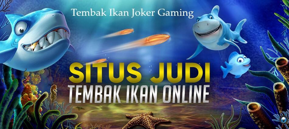 Tembak Ikan Joker Gaming